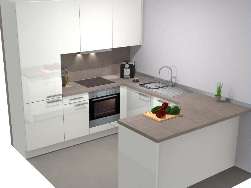 Eine OWNR Design Küche