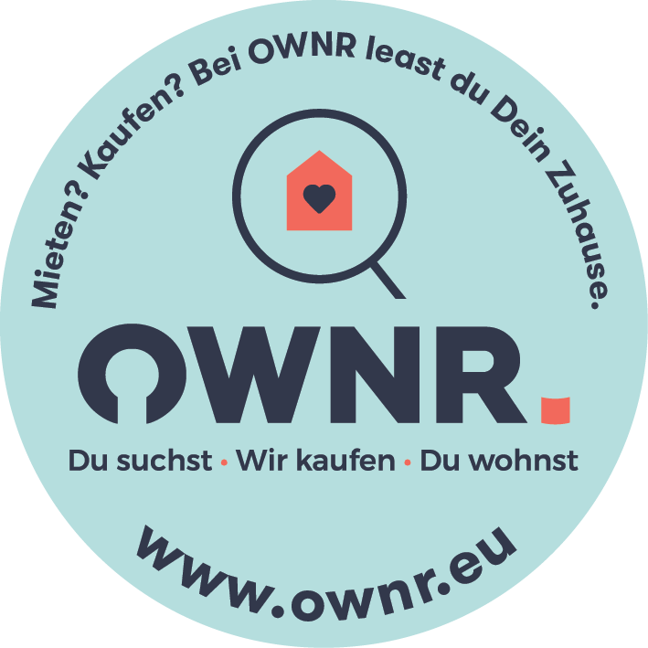 Der OWNR Sticker